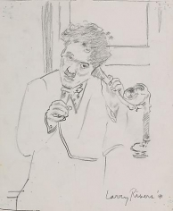 Sketch for Early Chaplin