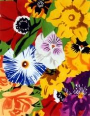 Joe Brainard, Flowers, 1969