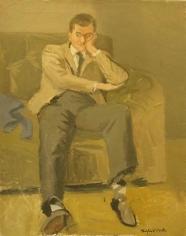 Fairfield Porter John Ashbery
