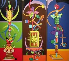 Florentine Panels 2004