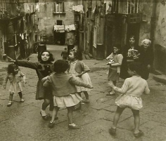 Children Dancing (Naples, Italy)