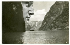 Norge 1972 collage