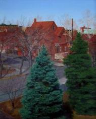 CATHERINE MURPHY Spruce, Winter