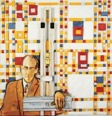 Art and the Artist: Mondrian
