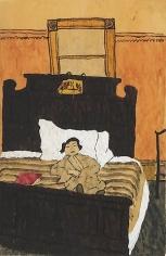 Elizabeth Bishop Sleeping Figure