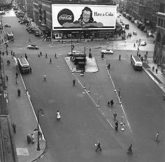 Astor Place 1948