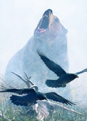Grizzly Encounter, 2002