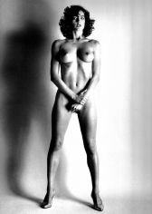 Newton, Big Nude III, Paris, 1980