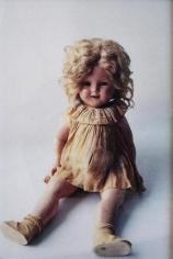 Ishiuchi, Doll, Hiroshima #87, 1987