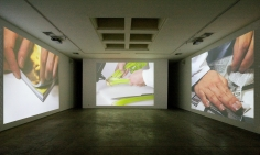 Video Installation Provides an Earful