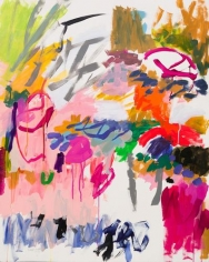 Bill Scott - Paper Flowers I, 1997