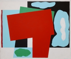 George Vranesh (1926-2014) Color with Cloud, 1990