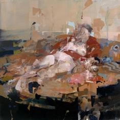 Alex Kanevsky - Divan, 2015 - Hollis Taggart