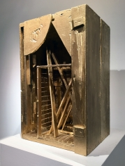 Louise Nevelson (1899-1988) The Bird Cage, 1959