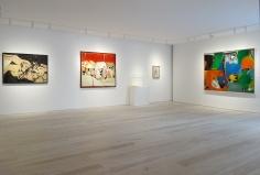 Conrad Marca-Relli: Reconsidered - Installation view