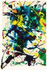 Sam Francis (1923-1994) Untitled, 1989