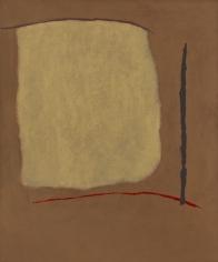 Theodoros Stamos (1922-1997) Infinity Field, Lefkada Series, 1976