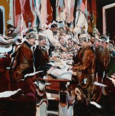Alex Kanevsky (b. 1963) Dinner on a Battlefield, 2017