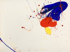 Sam Francis (1923-1994) Untitled (SF62-020), 1962