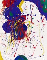 Sam Francis (1923-1994) Untitled SF64, 1964