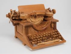 Fumio Yoshimura (1926-2002) Alger Hiss' Woodstock Typewriter, circa 1970s