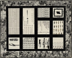 Allan D'Arcangelo - Landscape, 1967
