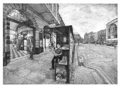 Clive Head (b. 1965) Arcade, 2012