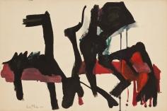 Audrey Flack (b. 1931) Catwalk, 1950
