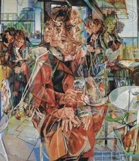 Clive Head (b. 1965) Flee to Banbury Cross, 2017
