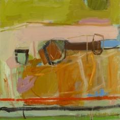 Chloë Lamb (b. 1960) Fairground, 2016