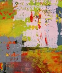 Alexis Portilla (b. 1965) Summer Paintings #1, 2016
