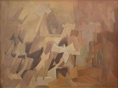 Manierre Dawson (1887-1969) Conversation, 1913