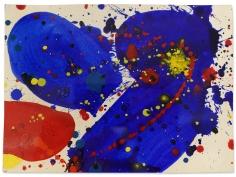 Sam Francis (1923-1994) Untitled, No. 35 (SF64-628), 1964