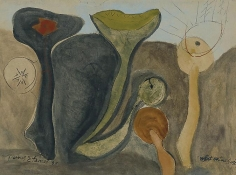 Theodoros Stamos - What Nature Does, 1946