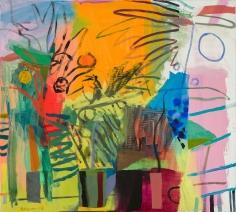 Bill Scott - A Backyard Still Life, 2015 - Hollis Taggart