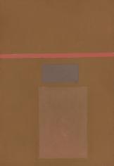Theodoros Stamos (1922-1997) Corinthian Sun-Box I, 1969