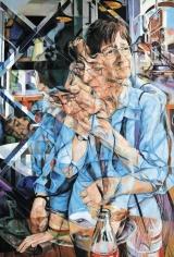 Clive Head (b. 1965) L'Apres Midi d'une Femme, 2017