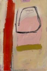 Chloë Lamb (b. 1960) Pink and Red Feb II, 2017