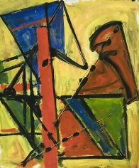 Fritz Bultman - Still Life I, 1939