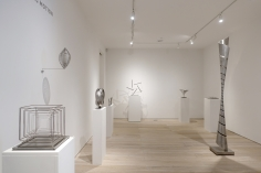 Installation view: Martin Willing: Sculpting Motion