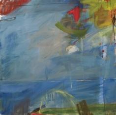 Chloe Lamb - Red and Blue, 2014 - Hollis Taggart