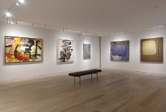 Installation view: Gallery Selections