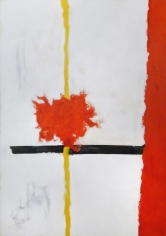 Theodoros Stamos (1922-1997) High Snow-Low Sun A, 1961