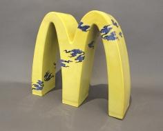 Li Lihong - McDonald's - Blue Cloud, 2008
