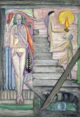 William Zorach (1887-1966) Birth, 1915