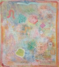 Robert Natkin (1930-2010) Redding View (Fieldmouse Series), 1972