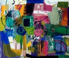 Bill Scott (b. 1956) May Landscape, 2003