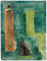 Theodoros Stamos (1922-1997) Untitled #64, circa 1947