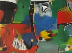 Conrad Marca-Relli - Untitled, circa 1949-50 - Hollis Taggart