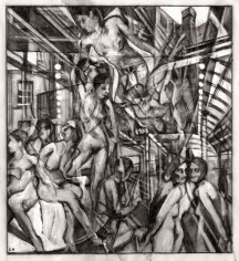 Clive Head (b. 1965) Her Artist's Cut, 2015/2017